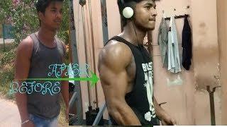 TOP SHOULDER WORKOUT FOR MASS//FOR BROAD SHOULDER//INDIA