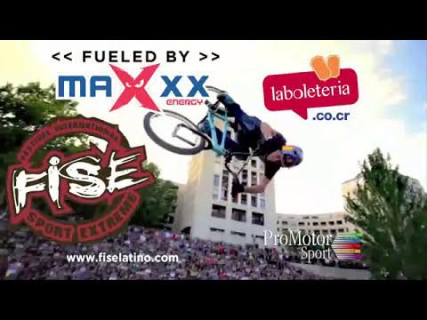 Festival Internacional de Deportes Extremos FISE en COSTA RICA