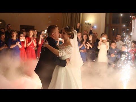 Перший весільний танець наречених (11.11.2017)р-н палац