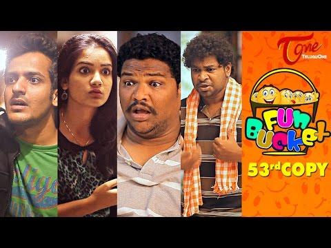 Fun Bucket | 53rd Copy | Funny Videos | by Harsha Annavarapu | #TeluguComedyWebSeries