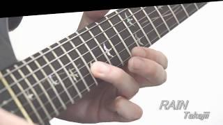 【Takajii】RAIN【Guitar Cover】