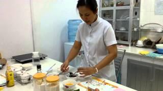 Dạy nấu cháo cho trẻ con _ Trung Tâm Dinh Dưỡng HCM