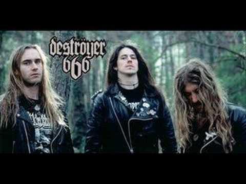 Destroyer 666 - Damnations Pride