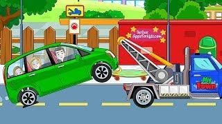 My Town Car: Buy, wash, repair Cars 🚗 Top Best Apps For Kids