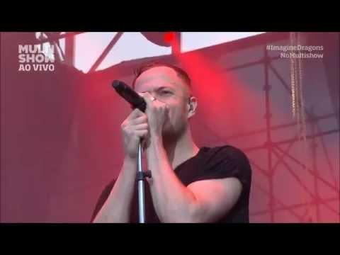 Imagine Dragons - Bleeding Out - Lollapalooza Brazil 2014