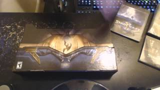 Starcraft 2 - Legacy of Void Collector Edition Unboxing / Kutu Acilisi (Turkce / Turkish)