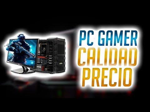 PC GAMER CON INTEL DE 8va GENERACIÓN POR 2.000.000 COP!
