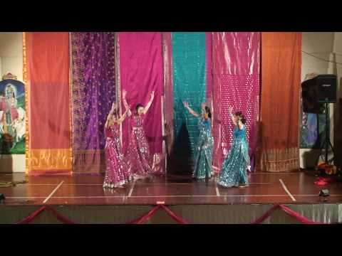 Bollywood Dance - http:www.bollywooddance.org.uk performed at...