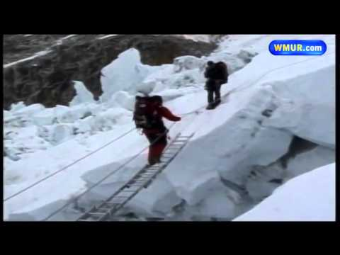 Mount Everest climb on hold for Bow police officer