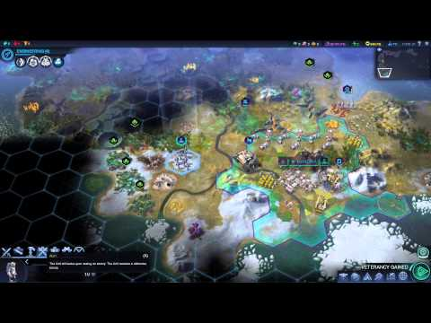 Civilization - Beyond Earth - first play on free weekend