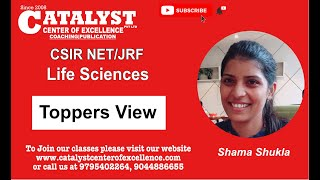 CSIR NET /JRF Life Sciences- How to prepare