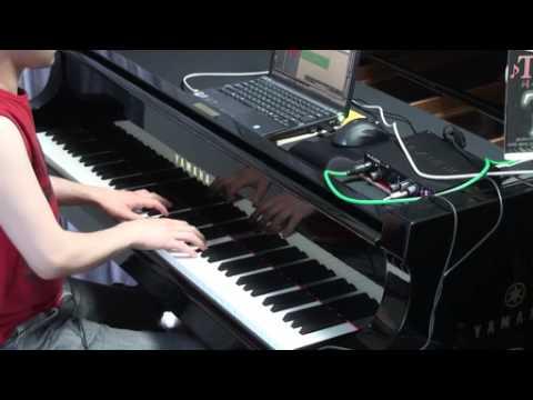 【東方】少女さとり~ピアノ即興演奏~【睡眠用BGM】