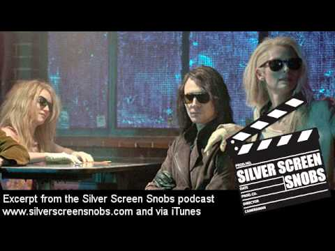 Only Lovers Left Alive podcast movie review by Silver Screen Snobs