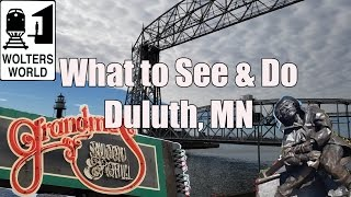 Visit Duluth - What to See & Do in Duluth, Minnesota