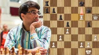 Anand Shows Hou Yifan Who