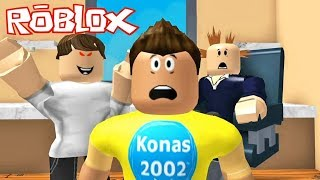 Roblox Escape the Evil Barber Shop Obby ! || Roblox Gameplay || Konas2002