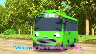 Tayo Songs l #08 The Delightful Countryside Trip l Tayo the Little Bus l Tayo's Sing Along Show 1