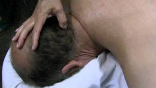 Upper Back & Neck Massage Techniques in the Prone Position (Deep Tissue & Relaxing)