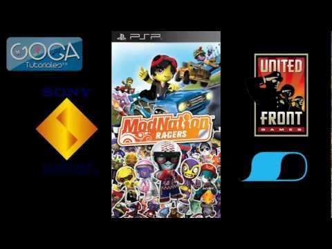 | Descargar | Modnation Racers | PSP | En Español | Torrent | 1 Link |