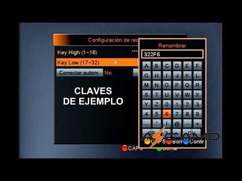 Como configurar Iks Ilimitado AZCAMD en Azamerica s808, s812 y s900
