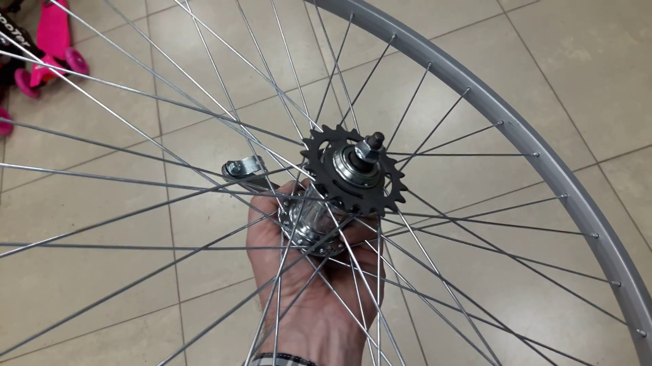 Ремонт детского велосипеда своими руками заднее колесо 83