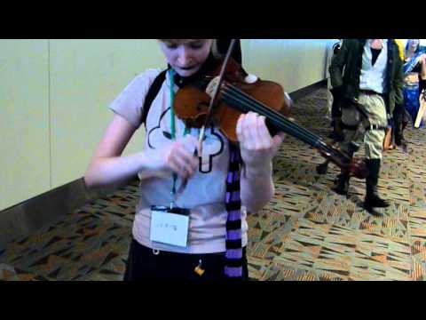 Otakon 2011 - Rose Lalonde's Performance