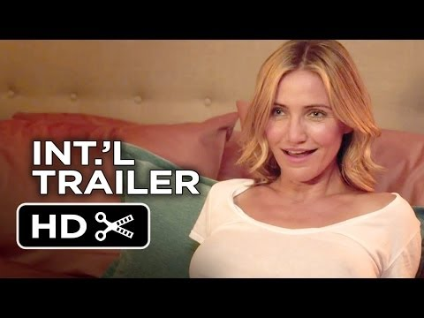 Sex Tape Official UK Trailer (2014) - Cameron Diaz, Jason Segel Comedy HD