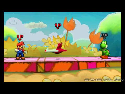 All Pokeball Pokemon in Smash Bros 3DS (Including Mew!)