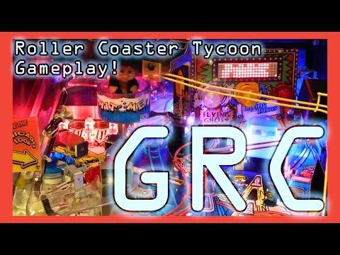 rollercoaster tycoon pinball machine
