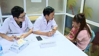 Tin Tức 24h: Khám miễn phí cho trẻ em nhân dịp 1-6