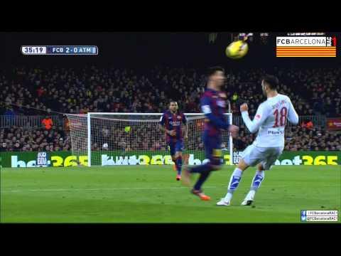 T14/15 J18 Liga BBVA: FC Barcelona 3-1 Atlético de Madrid (RAC1)