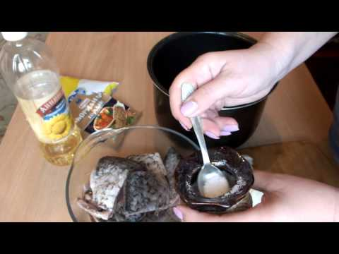 Мультиварка Караси рыба в сметане очень вкусно