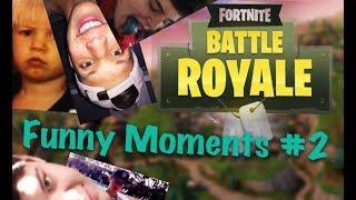Fortnite Funny Moments #2
