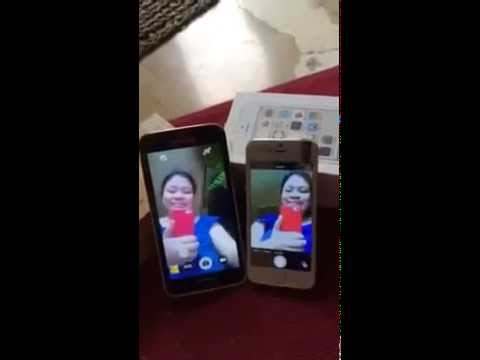 Iphone 5s Clone Camera Review Iphone 5s Clone vs Samsung