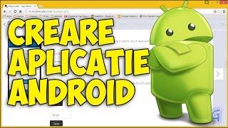 Cum să faci o aplicație Android ?