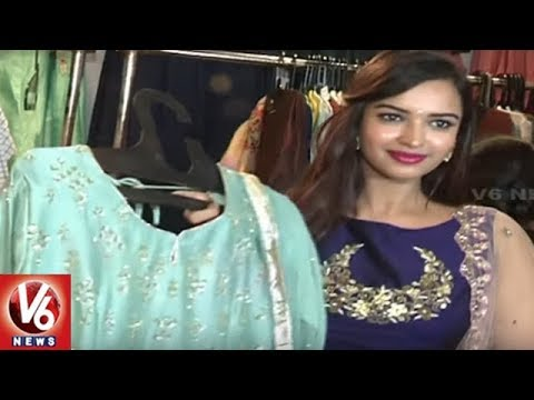 Trendz Expo Launches New Collection For Fashion Lovers | Hyderabad | V6 News