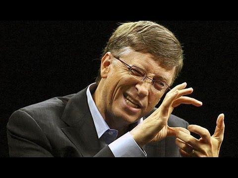 Bill Gates' Quest For Futuristic Condoms