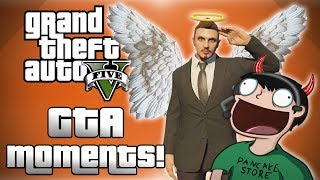 GTA 5 Online Funny Moments! - 'American Exports' - Nogla The Troll!