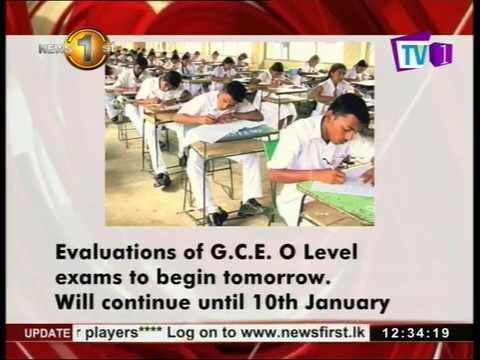o/l examination eval|eng