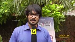 Tamiluku En Ondrai Aluthavum Team Speaks About the Movie