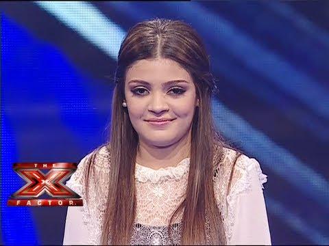 "س��� أ���� - No one ""Alicia Keys"" ا�عر�ض ا��باشرة - ا�اسب�ع 5 - The X Factor 2013 Website: www.thexfactorarabia.com Facebook: www.facebook.com/Thexfactorarab..."