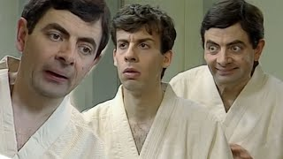 KARATE Bean | Mr Bean Funny Clip | Classic Mr Bean