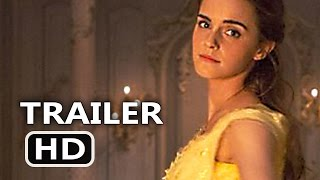 BEAUTY AND THE BEAST Clips + Trailers (2017) Emma Watson Disney Movie
