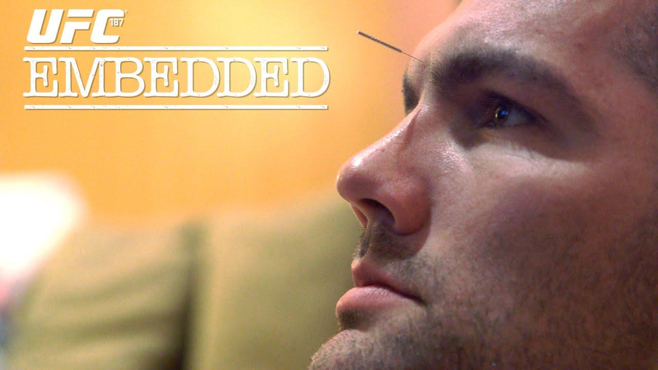 UFC 187 Embedded: Vlog Series - Episode 3