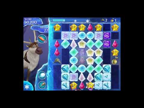 Disney Frozen Free Fall Level 185