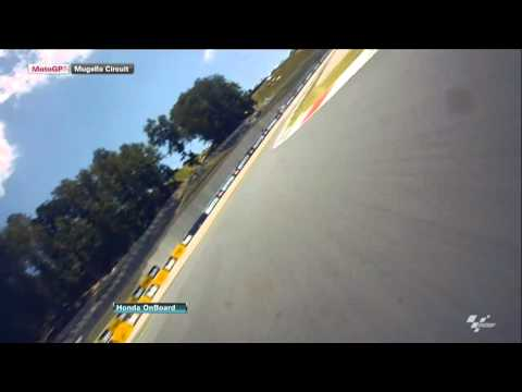 Mugello - Honda OnBoard