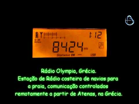 SVO 8.424 Khz - Olympia Radio - CW