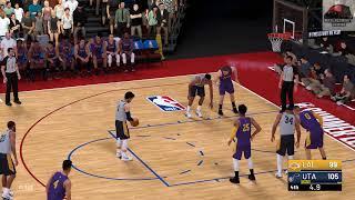 NBA Summer League - Los Angeles Lakers vs Utah Jazz