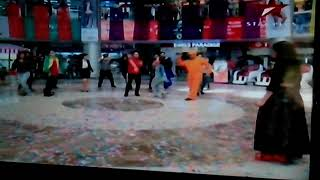 Kaira mall milan dance