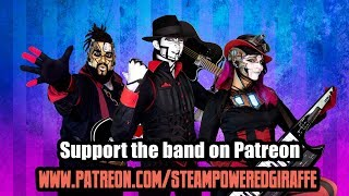 Steam Powered Giraffe Support The Band On Patreon